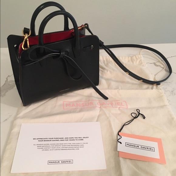 1ef6877dcd131 Mansur Gavriel Mini Mini Sun Bag